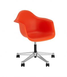 Vitra - Bureaustoel Eames Plastic armchair PACC