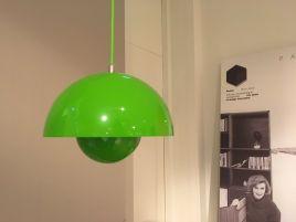 &tradition hanglamp flower pot green