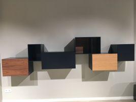 Pastoe wandkast Vision/Boxes