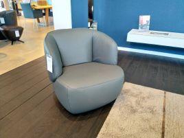 Rolf Benz fauteuil SE 384 grijs